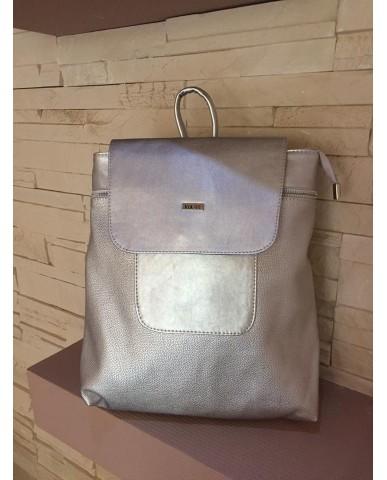 VIA55 táska ezüst