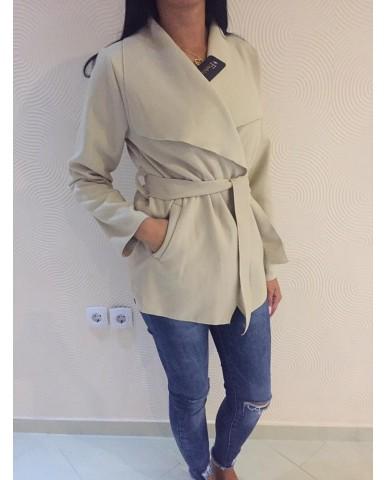 Kabát - bézs