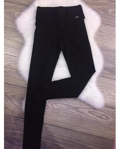 Pamut nadrág - fekete
