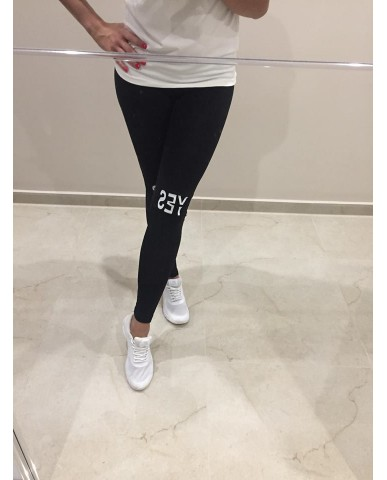 YES / NO legging