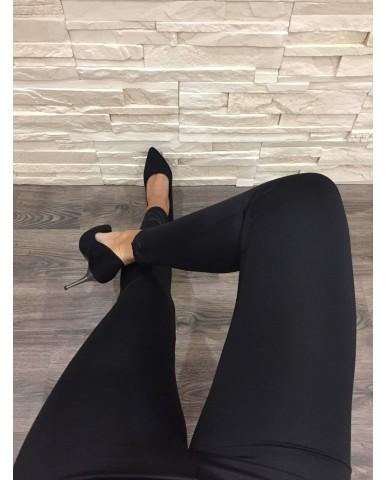 Bőrhatású legging