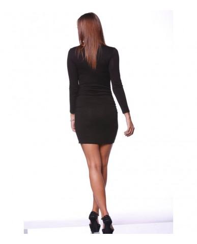 Miniruha - fekete