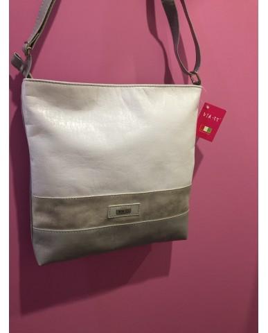 VIA55  fehér/ezüst/szürke