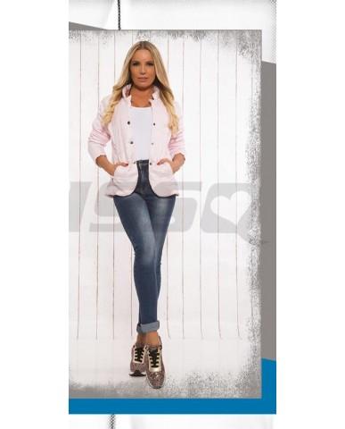MISSQ D.Gina kabát - rózsaszín