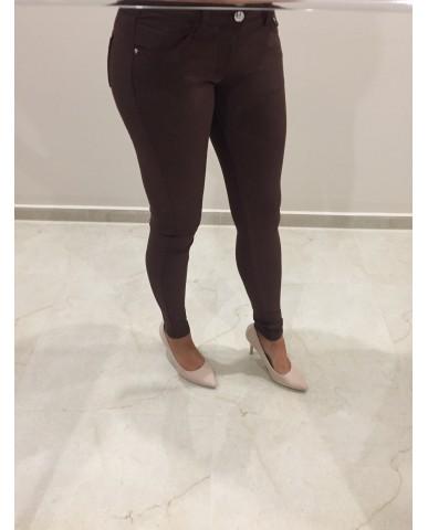 Tazia nadrág - barna