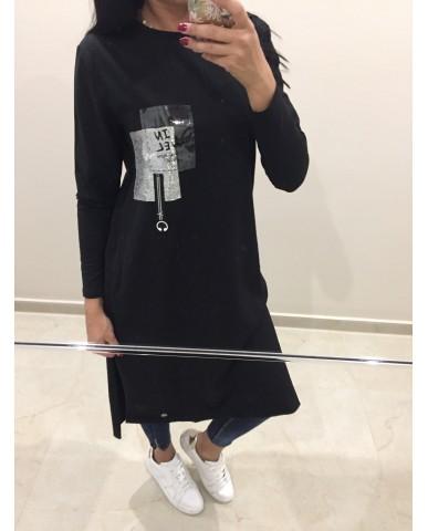 ALL ruha - fekete