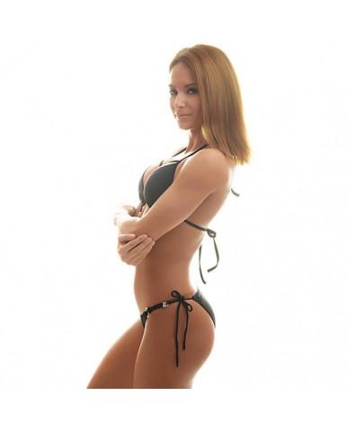 Poppy Jasmin Fekete Bikini (38)