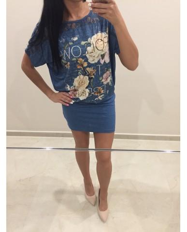 DREAM ruha -kék