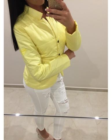 MISSQ D.Gina kabát - sárga