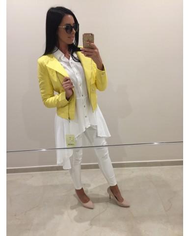 Ines dzseki - sárga