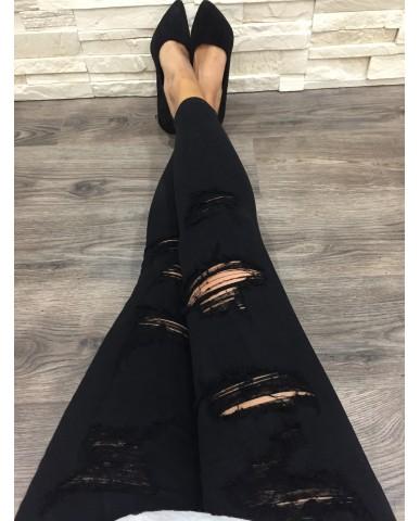 Lucia nadrág -fekete