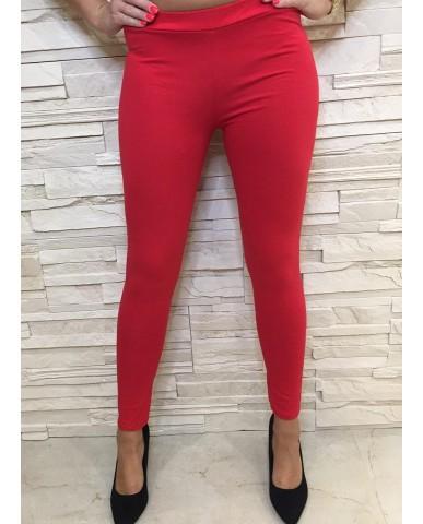 Róza pamut leggings L/XL