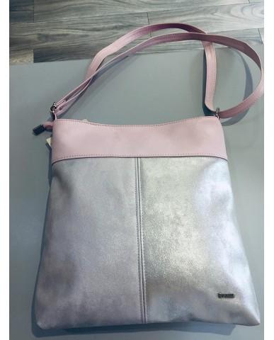 VIA55 ezüst/rózsaszín