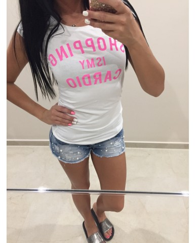 Shopping póló