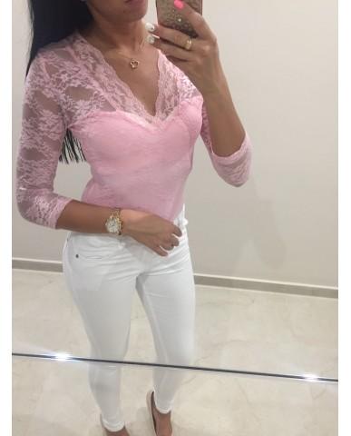 Aurora body - rózsaszín